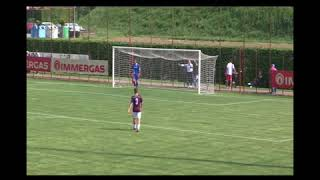Serie D Girone D Lentigione-Sangiovannese 1-0
