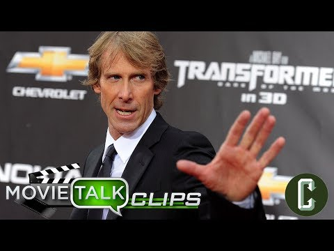 Michael Bay Confirms Transformers The Last...