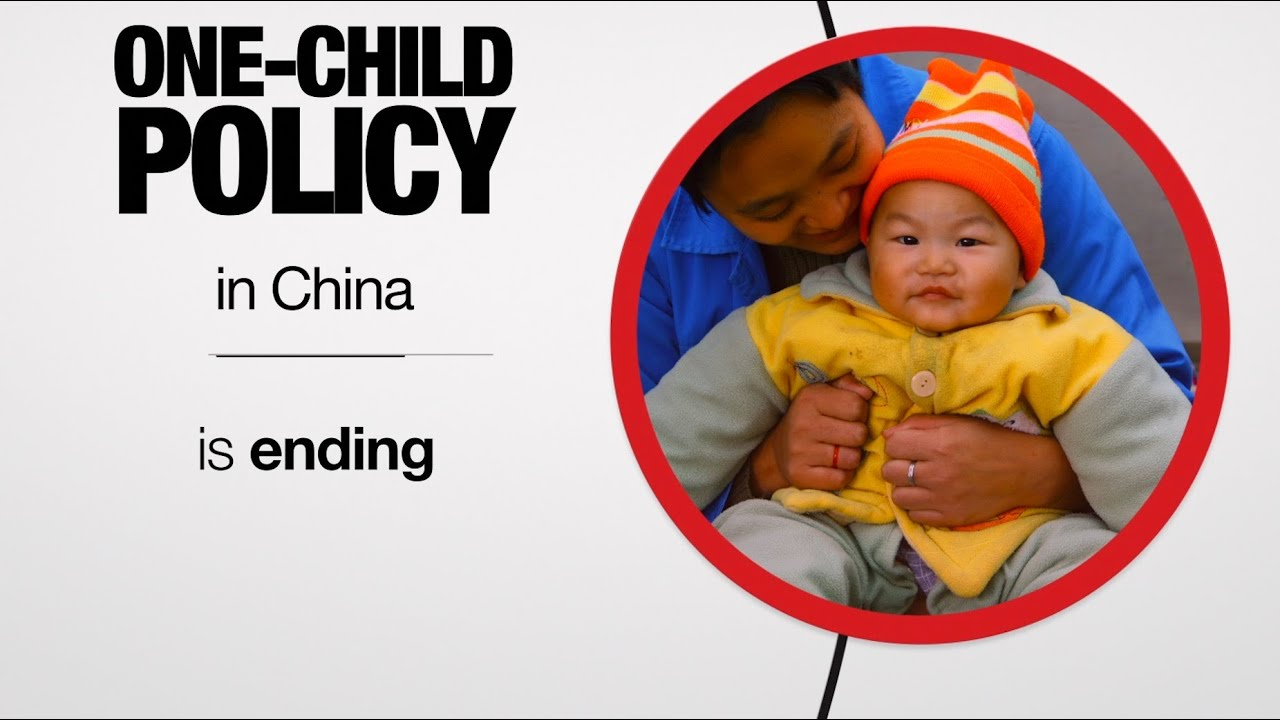 chinese one child policy China will abandon its one-child policy after 35 years and allow all couples to have two children, authorities announced thursday as they unveiled the outlines of the country's next five-year economic plan the one-child policy was implemented in 1980 to control the country's explosive.