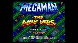 15 Minutes of Video Game Music - Hyper Storm H Stage from MegaMan: The Wily Wars