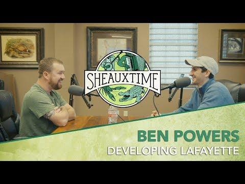 Sheauxtime 16  Ben Powers  Developing Lafayette