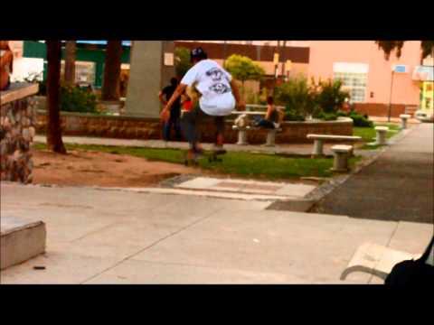 Faku Sosa Skateboarding 2014