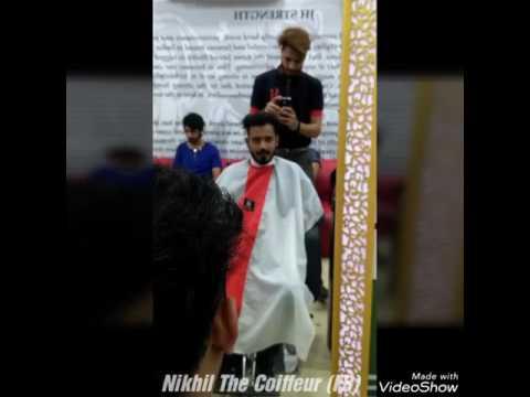 Hair Cut Nikhil The Coiffeur (FB)