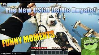 CSGO Danger Zone Funny Moments