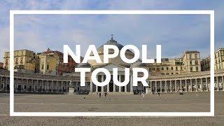 Napoli tour tra pizza e monumenti [xiaomi yi 4K]