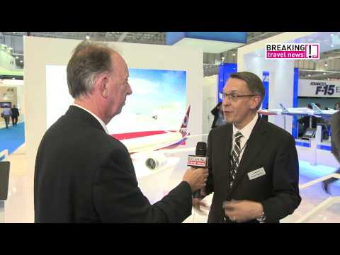 Travel Talk: Randy Tinseth, vice president, marketing, commercial airplanes, Boeing