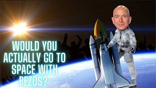 The Monty Show: Jeff Bezos Went To Space, Would You?