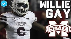 UNDERDOG 🦍 Official Willie Gay Mississippi State Highlights