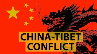 China-Tibet conflict (Real face of China) - Share this video for FREE TIBET