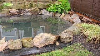 How To Build A Garden Pond (diy Project)