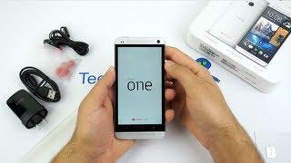 HTC One Unboxing Arabic - فتح صندوق إتش تي سي ون