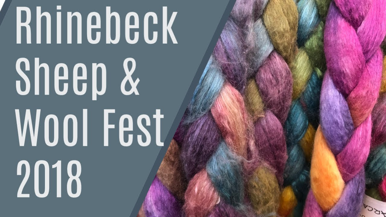 Craft Field Trip to Rhinebeck Sheep and Wool Festival 2018