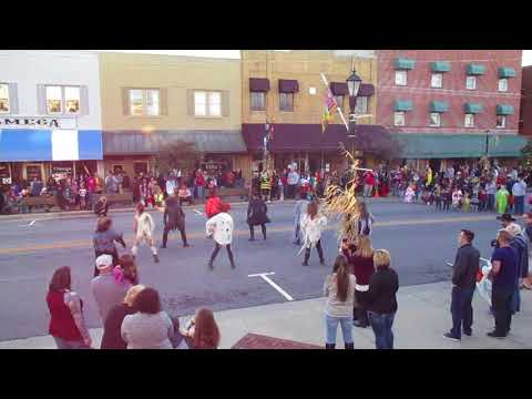Zombies invade Hillsville!!!