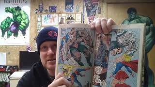 Death of Superman Read-Along Part 6 of 7 - Rader's Read-Alongs