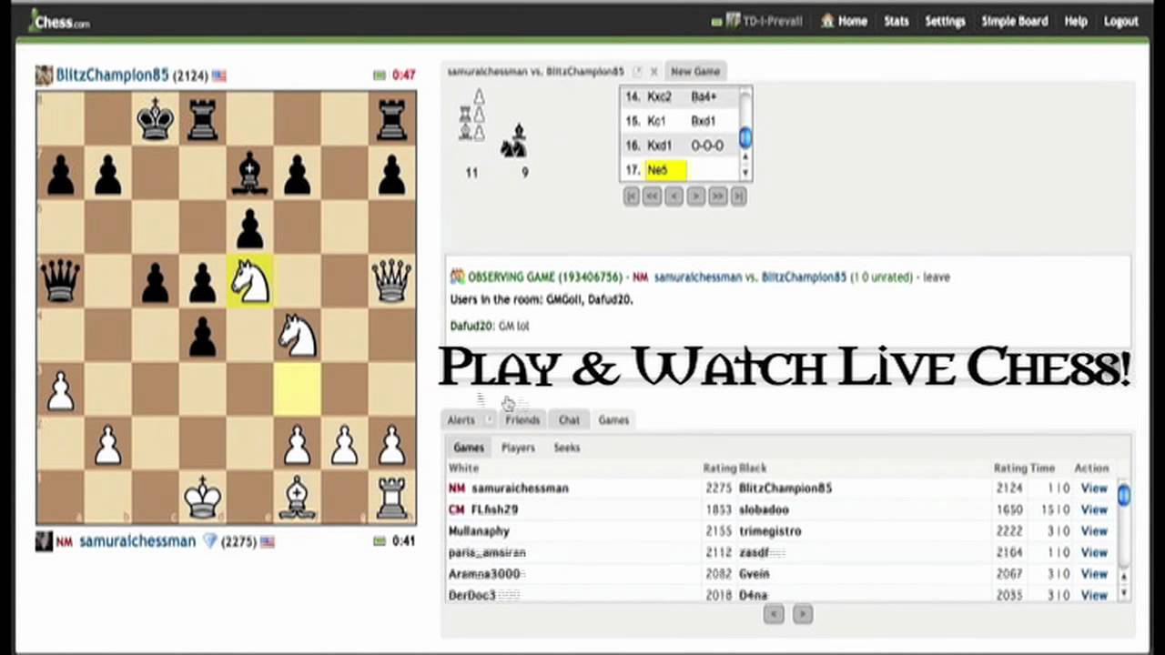 Chess com Promotional Video
