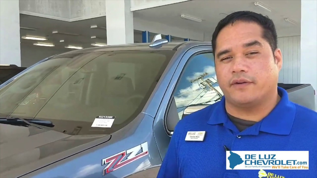 2019 Deluz Chevrolet August Featured Vehicle Of The Month Youtube