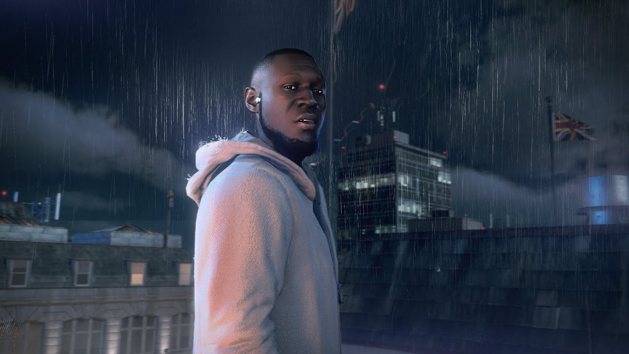 STORMZY UNVEILS MUSIC VIDEO FOR 'RAINFALL' FT. TIANA MAJOR9
