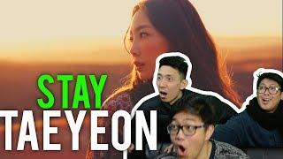 "Gambar cover ohh.. テヨン 태연 TAEYEON we will always ""STAY"" (MV Reaction) #KINGTAEBAE"
