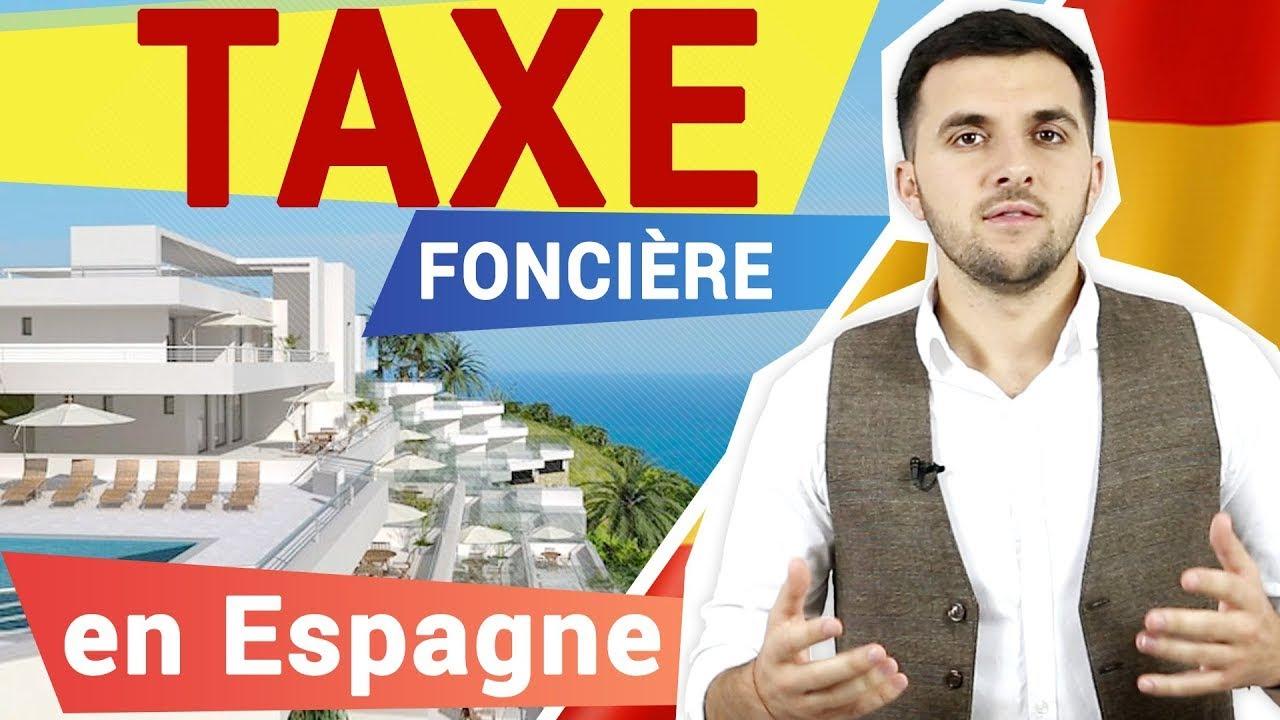 Taxe foncière en Espagne à l'achat