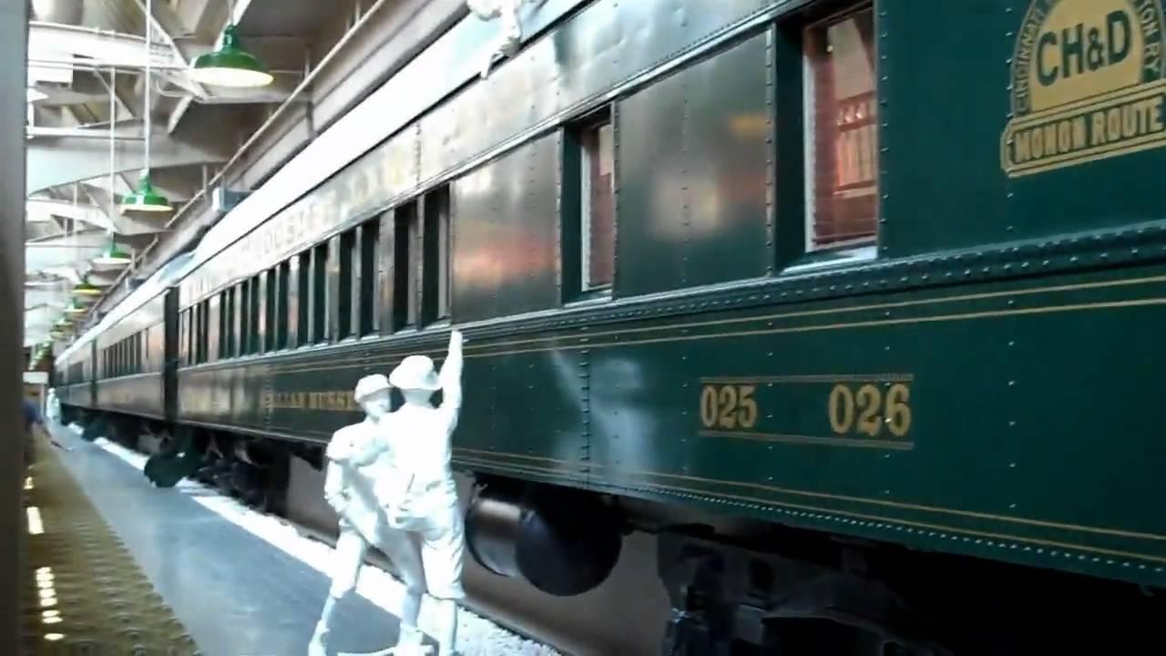 Train Car Hotel Room Indianapolis