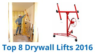 8 Best Drywall Lifts 2016