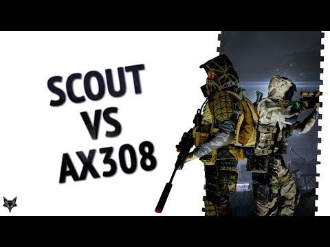 Лучшее оружие снайпера warface?AX308 vs Steyr Scout!Что выбивать из коробок удачи?Сравним топ пушки!