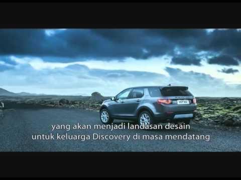OTOBLITZ TV - Land Rover Discovery Sport Iceland Media Drive 2015