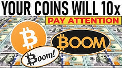 ALL YOUR COINS WILL 10x! - BITCOIN'S PATH TO $12k to $14k! - RETAIL FOMO! - JUNE COIN PICKS!