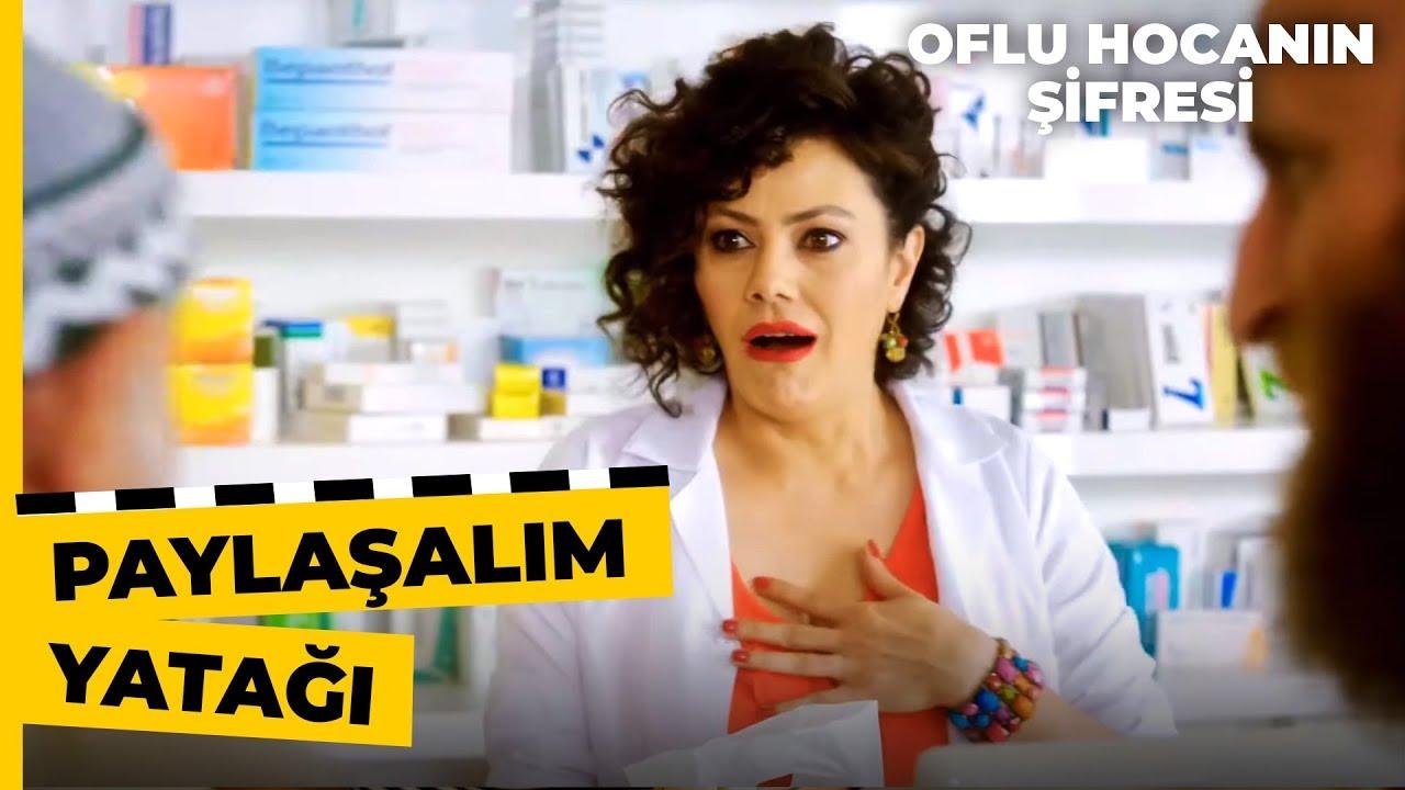 Ali Osman Dede, Eczacı Meryem'i Gözüne Kestirdi! - Oflu Hocanın Şifresi