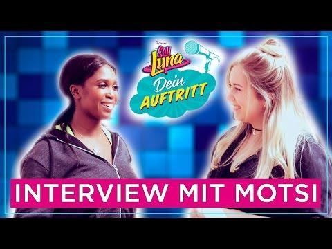 Interview mit Motsi Mabuse bei Soy Luna dein Auftritt