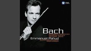 Partita in A Minor, BWV 1013: III. Sarabande
