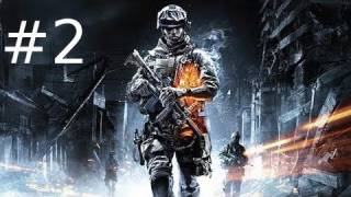 Battlefield 3 Multiplayer Gameplay As A n00b Part 2 - The Hill