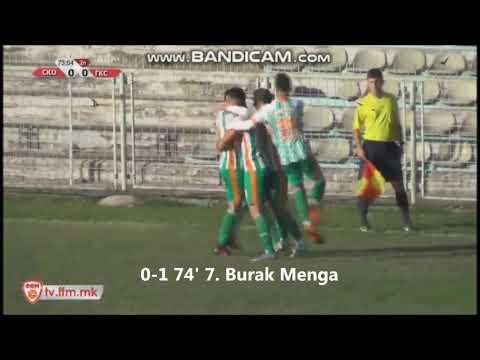 Skopje - Gench Kalemler 0:1 (the winning goal)