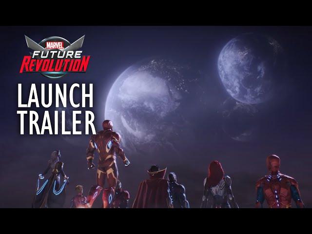 MARVEL Future Revolution Launch Trailer - The Convergence Has Begun!