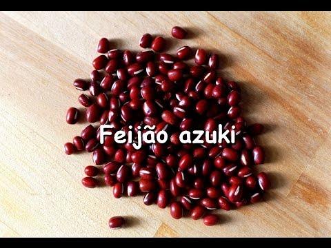 Como preparar feijão azuki