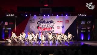 Hiphop International ( HHI ) 2014 Thailand | Harmonize