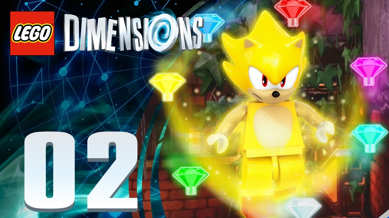 lego dimensions sonic level pack wii u episode 2. Black Bedroom Furniture Sets. Home Design Ideas