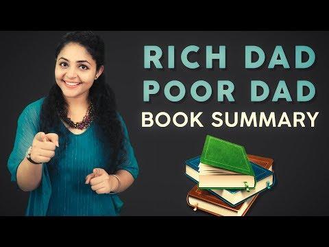 Rich Dad Poor Dad Summary in Hindi | Rich Dad Poor Dad Lessons 📚