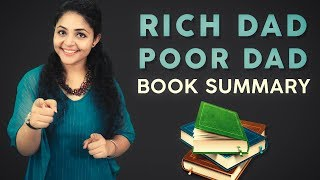 Rich Dad Poor Dad Summary in Hindi | Rich Dad Poor Dad Lessons 📚