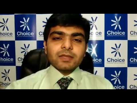 #Stock Choice: #Intra-Day Pick with stock expert  Kapil Shah of Choice International