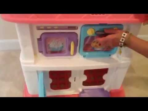 Fisher Price Grow With Me Cook And Care Pink Kitchen Review