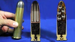 दुनिया की 5 सबसे खतरनाक बन्दूक की गोली | 5 Most INSANE Bullets In The World