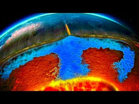 Earth's LARGEST OCEAN Discovered Underground!