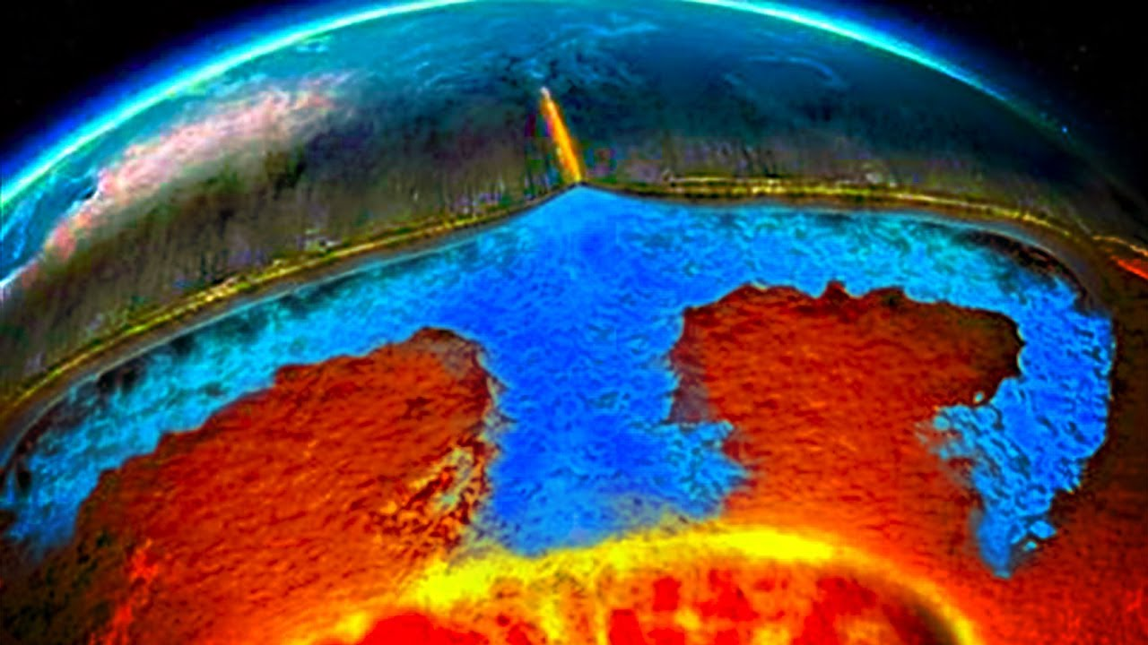 Download Earth's LARGEST OCEAN Discovered Underground!