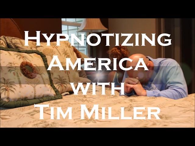 Hypnotizing America with Tim Miller - TV Promo