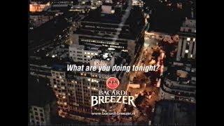 Bacardi Breezer ad 2003