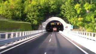 On the truck - Io & Flock - Un mattino in Appennino - 5 5 2016