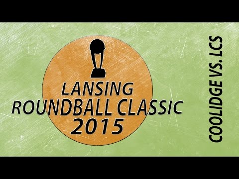 Lansing Roundball Classic: Coolidge vs. Lansing Christian 2015