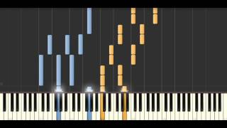Bella's Lullaby (Carter Burwell) - Piano Tutorial