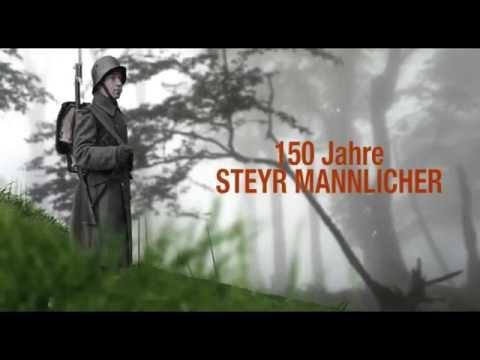 150 Jahre Steyr Mannlicher